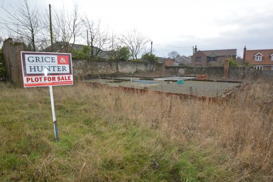 Building Plot-Self-Build Opportunity Plot 6, ALKBOROUGH, DN15 9JG