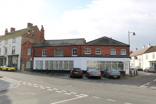 Flat 2, Co-Operative House, Market Place, Epworth, DN9 1EU