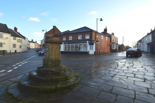 Flat 1, Co-Operative House, Market Place, Epworth, DN9 1EU
