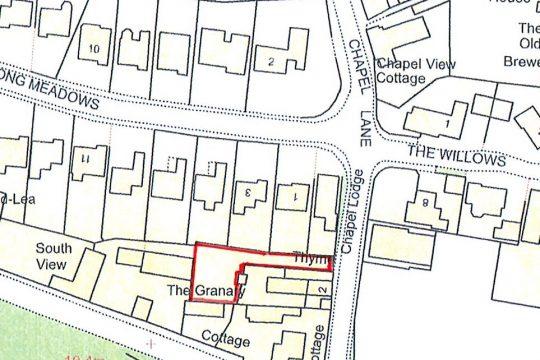 Residential Building Plot Chapel Lane Everton DN10 5BH